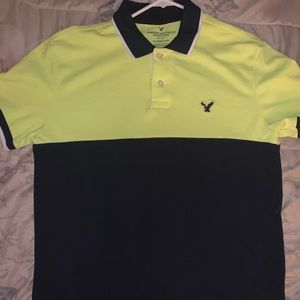 Mens American Eagle polo